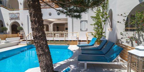 Amaryllis Hotel Grecia, Santorini Travel Collection sezon 2021