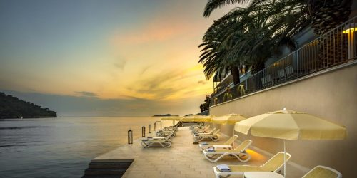 Aminess Lume Hotel DUBROVNIK CROATIA TRAVEL COLLECTION