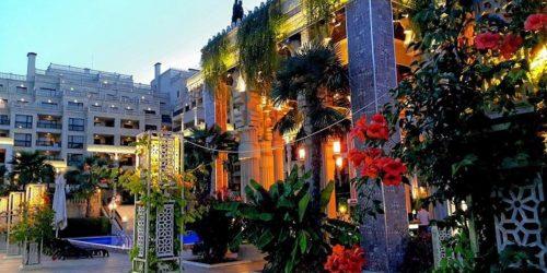 Argisht Partez Hotel travel collection vacante