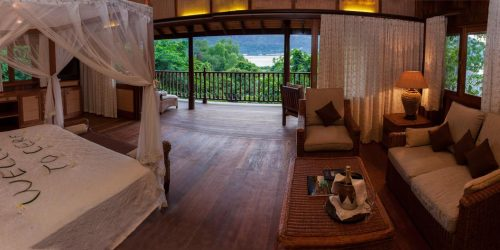 Cerf Island Resort seychelles travel collection 1 mai exotic