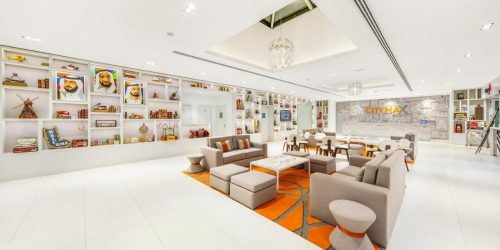 Citymax Hotel Al Barsha at the Mall travel collection agency vacante exotice