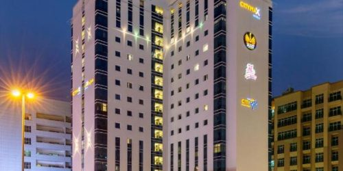 Citymax Hotel Al Barsha at the Mall travel collection agency vacante