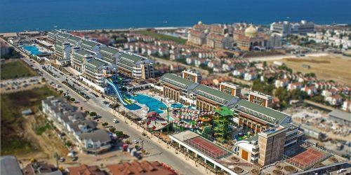 Crystal Waterworld Resort & Spa Antalya - Belek oferta travel collection