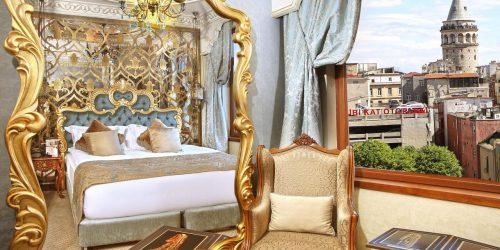 Daru Sultan Hotels Galata istanbul