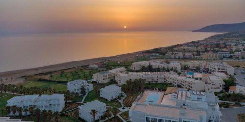 Delfina Beach Hotel travel collection creta, grecia