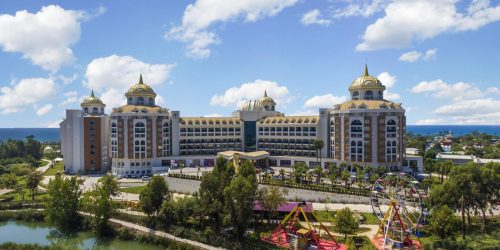Delphin BE Grand Resort travel collection agency vacante