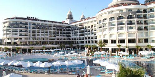 Diamond Premium Hotel & Spa - Ultra All-inclusive ANTALYA 2021