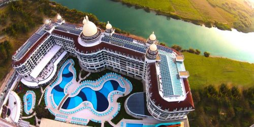 Diamond Premium Hotel & Spa - Ultra All-inclusive OFERTA PASTE 2021
