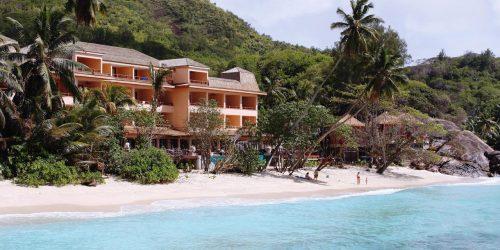 DoubleTree by Hilton Seychelles Allamanda Resort & Spa vacante exotice marca travel collection