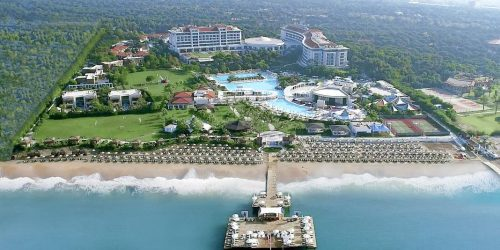 Ela Quality Resort Belek - Kids Concept OFERTA SEZON 2021 TRAVEL COLLECTION AGENCY ANTALYA 2021