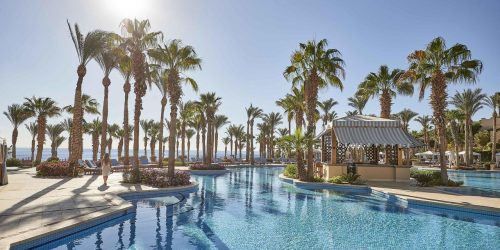 Four Seasons Resort Sharm El Sheikh travel collection agency vacante exotice