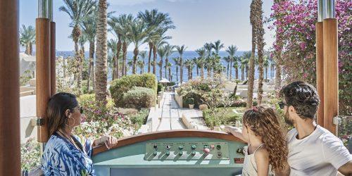 Four Seasons Resort Sharm El Sheikh travel collection