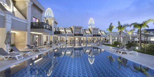 Granada Luxury Belek - Kids Concept TRAVEL COLLECTION AGENCY VREAU IN VACANTA