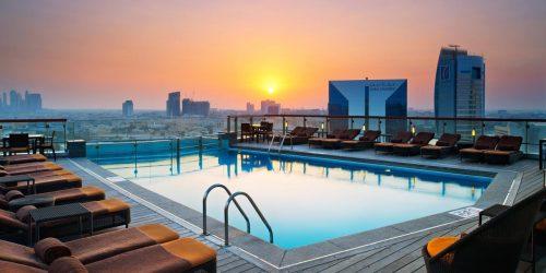 Hilton Dubai Creek travel collection agency sezon 2021 oferta paste 2021