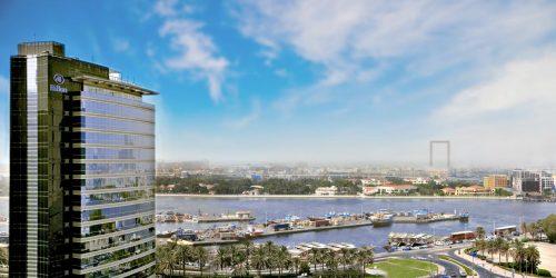 Hilton Dubai Creek travel collection agency sezon 2021 oferta paste