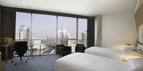 Hilton Dubai Creek travel collection
