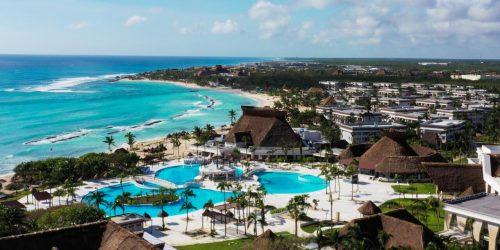 Hotel Bahia Principe Grand Tulum Oferta mexic 2021 all inclusive travel collection agency
