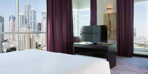 Hotel Pullman Dubai Jumeirah Lakes Towers travel collection oferte vacante