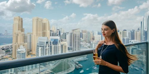 Hotel Wyndham Dubai Marina travle collection
