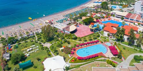 Justiniano Deluxe Resort antalya