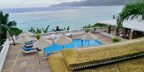 Le Relax Hotel and Restaurant seychelles travel collection agency