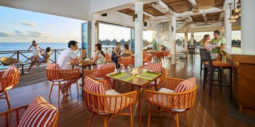 Mercure Maldives Kooddoo Resort travel collection agency oferta vacanta