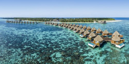 Mercure Maldives Kooddoo Resort travel collection agency