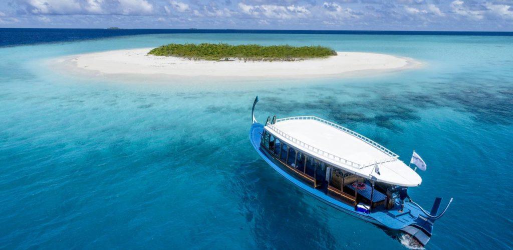 Mercure Maldives Kooddoo Resort travel collection