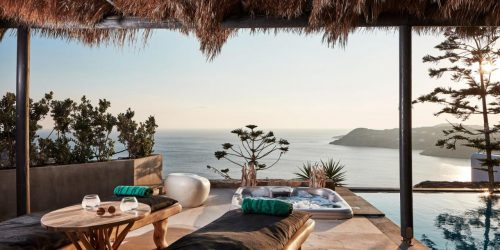 Myconian Utopia Relais & Chateaux travel collection agency