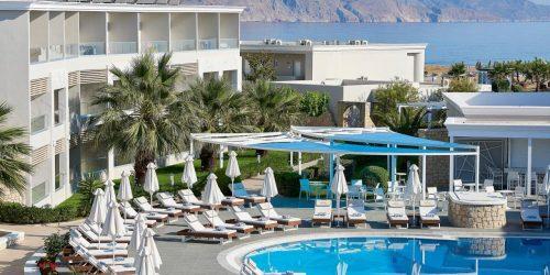 Mythos Palace Resort & Spa creta, grecia travel collection