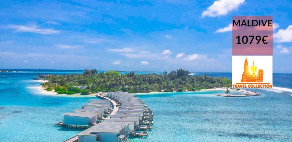 OK MALDIVE OFERTA