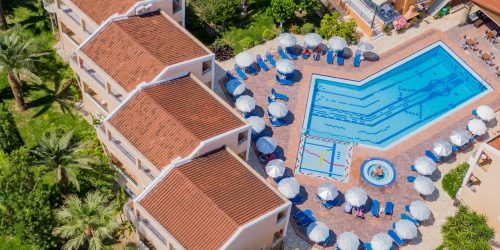 Oscar Hotel zakynthos grecia travel collection vacanta grecia