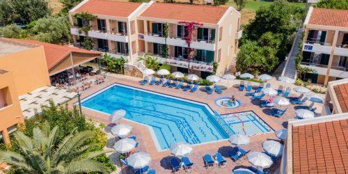 Oscar Hotel zakynthos grecia travel collection vacanta grecia sezon 2021