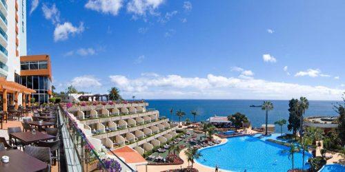 Pestana Carlton Madeira Ocean Resort Hotel travel collection agency
