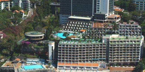 Pestana Carlton Madeira Ocean Resort Hotel travel collection vacante exotice