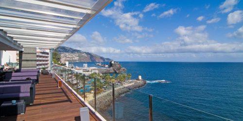 Pestana Carlton Madeira Ocean Resort Hotel travel collection vacante