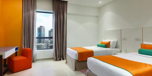 Ramada Hotel and Suites by Wyndham Dubai JBR travel collection agency pate