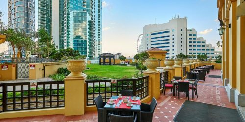 Ramada Hotel and Suites by Wyndham Dubai travel collection vacante exotice in dubai