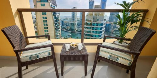 Ramada Hotel and Suites by Wyndham Dubai travel collection vacante