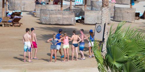 Royal Tulip Beach Resort Egipt Marsa Alam