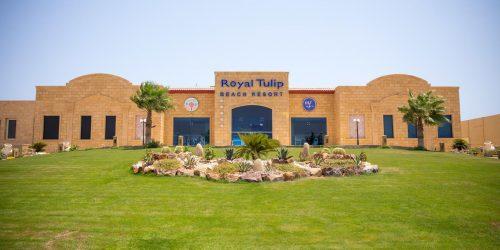 Royal Tulip Beach Resort Marsa Alam travel collection agency