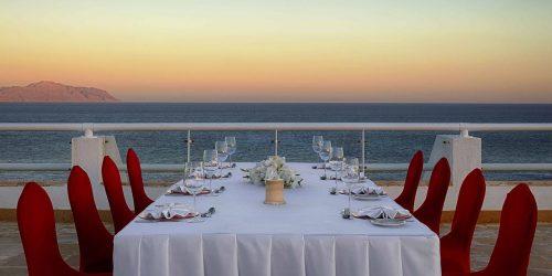 Sheraton Sharm Hotel, Resort, Villas & Spa EGIPT