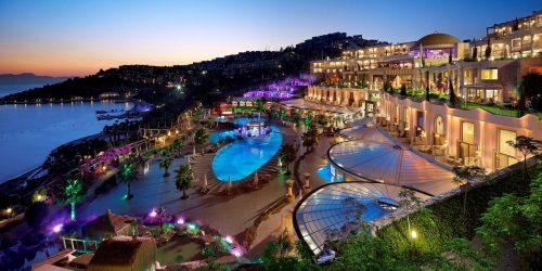 Sianji Well-Being Resort turcia bodrum