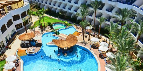 Tropitel Naama Bay oferta sharm el sheik revelion travel collection agency