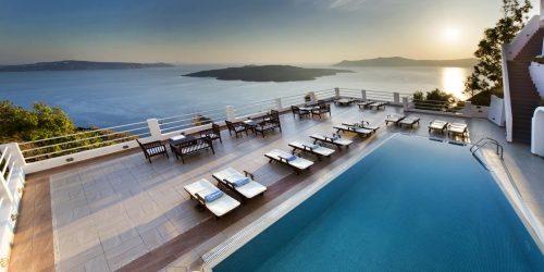 Tzekos Villas Santorini, Grecia Travel Collection Agency