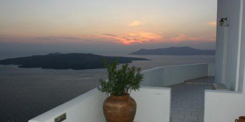 Tzekos Villas Santorini, Grecia Travel Collection Agency vacante