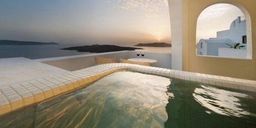 Tzekos Villas Santorini, Grecia Travel Collection