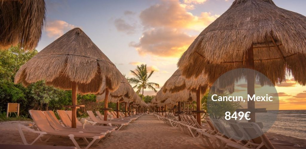 cancan mexic travel collection oferta