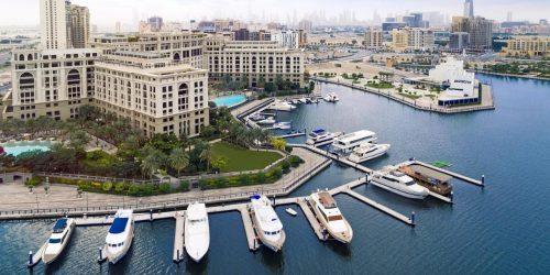 hotel Palazzo Versace Dubai travel