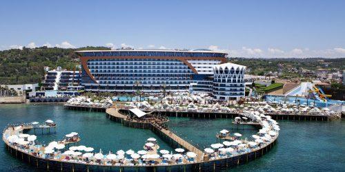 oferta early booking antalya granada luxury okurcalar travel collection agentie